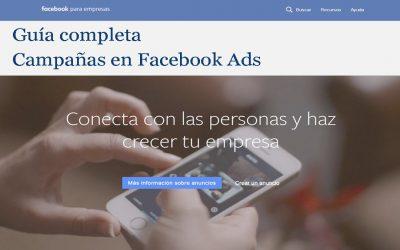 Guía completa de Campañas en Facebook Ads